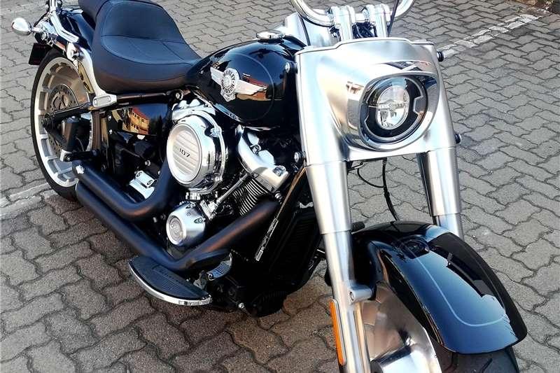 2020 Harley Davidson Fat Boy 114
