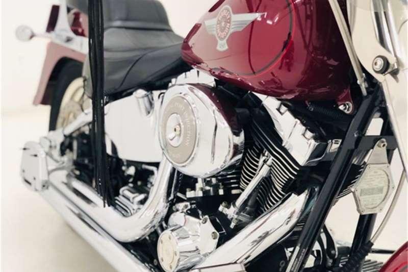 Harley Davidson Fat Boy 1200 2006