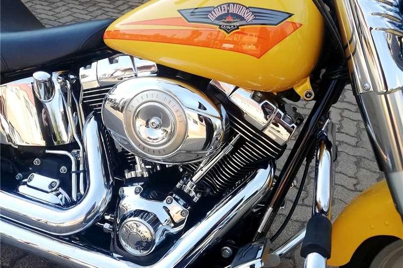 2007 Harley Davidson Fat Boy