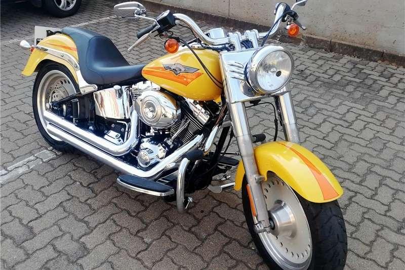 Used 2007 Harley Davidson Fat Boy