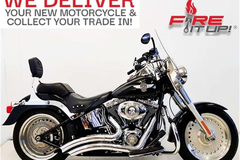 Harley Davidson Fat Boy 2008