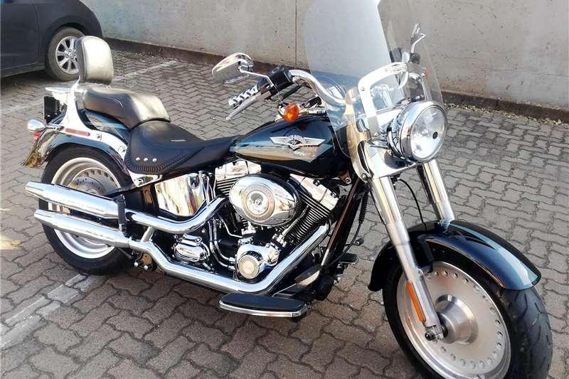 2008 Harley Davidson Fat Boy