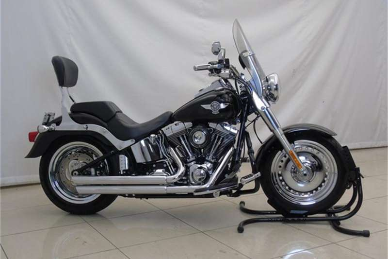 Harley Davidson Fat Boy 2012