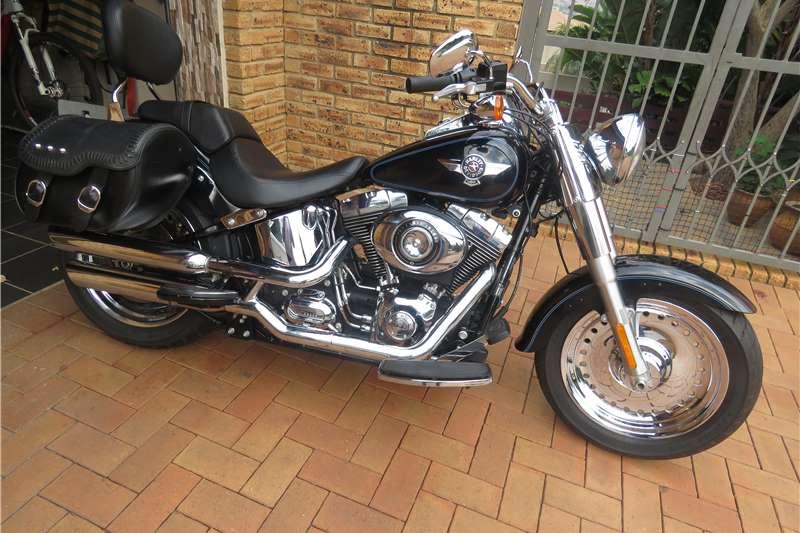 Used 2013 Harley Davidson Fat Boy