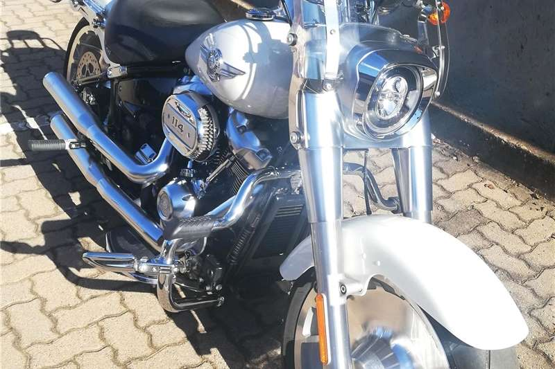 Used 2018 Harley Davidson Fat Boy