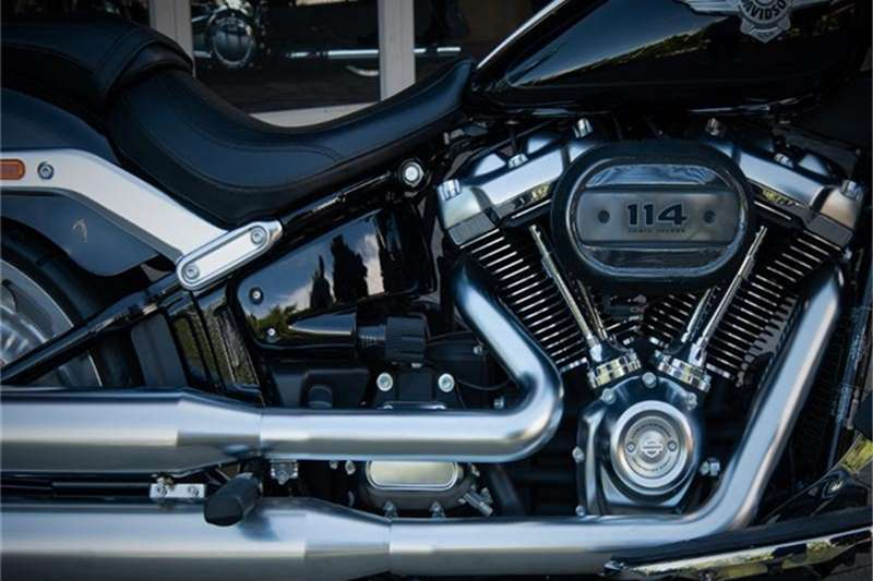 Harley Davidson Fat Boy 2020