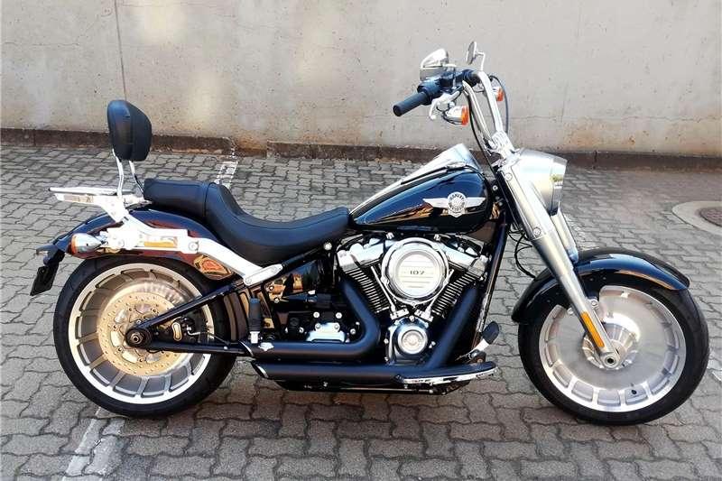 2020 Harley Davidson Fat Boy
