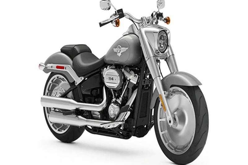Used 2020 Harley Davidson Fat Boy