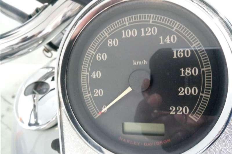 2010 Harley Davidson Fat Boy