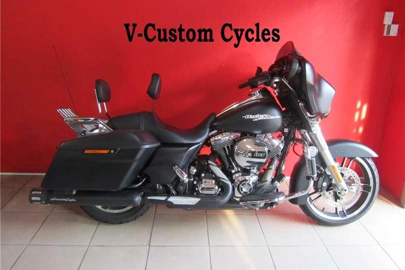 Harley Davidson FLHT 2014