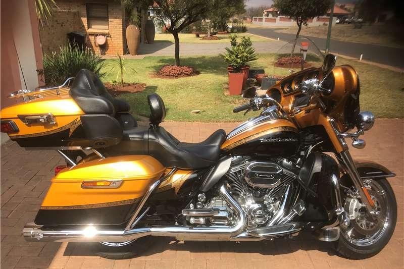 Used 2015 Harley Davidson FLHT