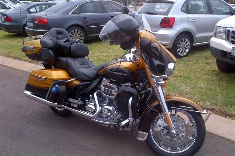 Harley Davidson FLHT 2015