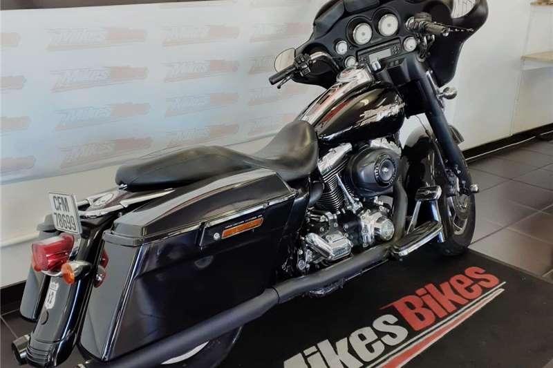 Harley Davidson FLHX 2007