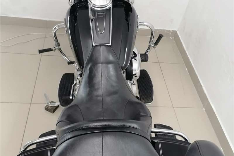 2007 Harley Davidson FLHX