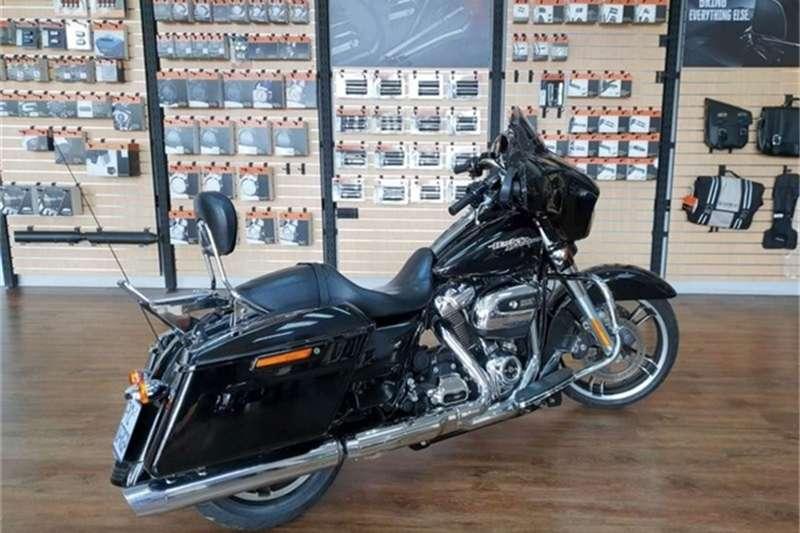 Harley Davidson FLHXS Street Glide Special 2017