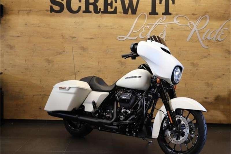 Harley Davidson FLHXS Street Glide Special FLHXS Colour (18my) 2018