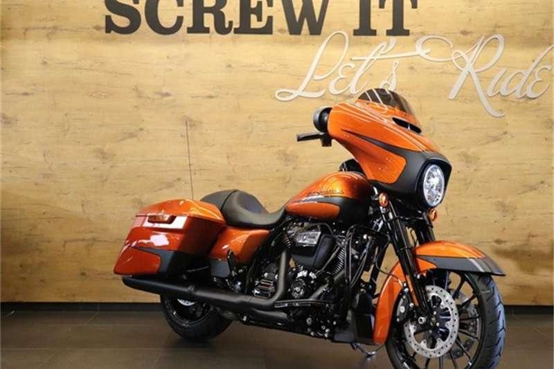Harley Davidson FLHXS Street Glide Special FLHXS Colour (18my) 2019