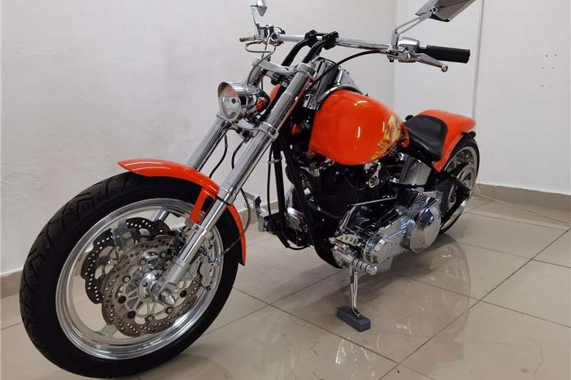 Used 2006 Harley Davidson FXE