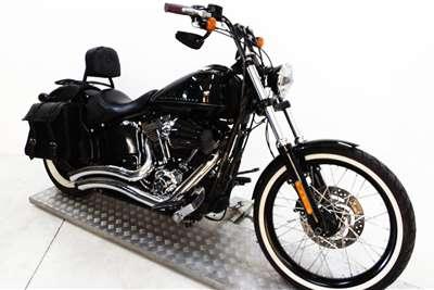 Used 2011 Harley Davidson FXS