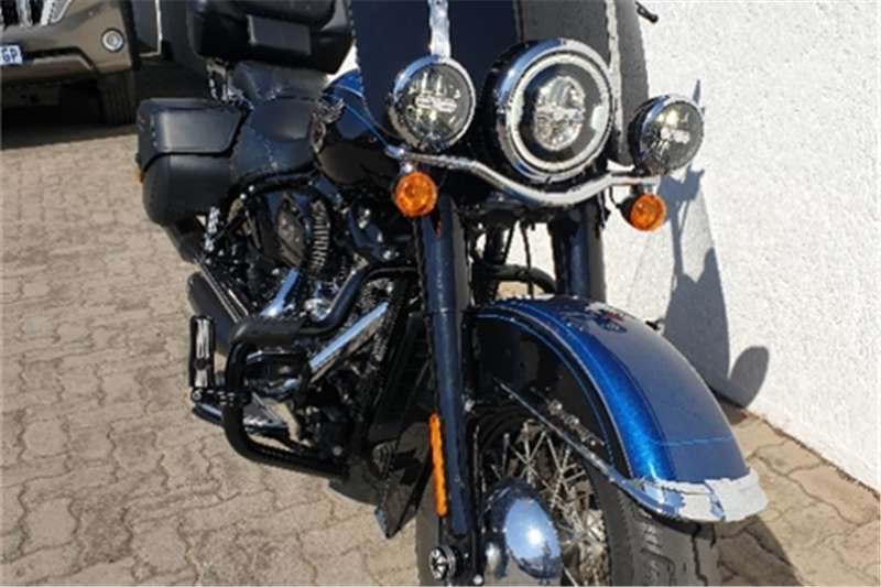 Used 2018 Harley Davidson Heritage Classic 114