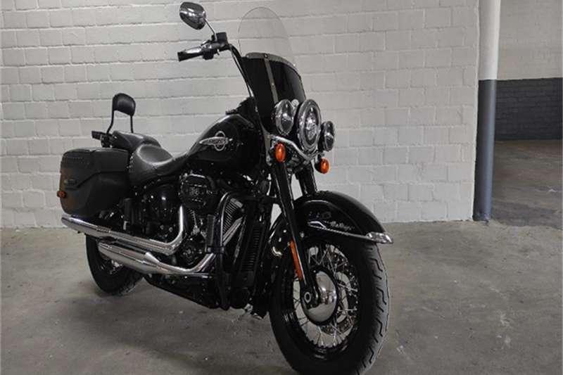 Used 2019 Harley Davidson Heritage Classic 114