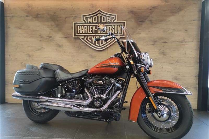 Used 2020 Harley Davidson Heritage Classic 114