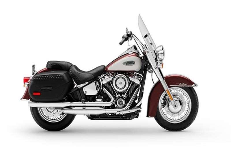 Used 2021 Harley Davidson Heritage Classic 114