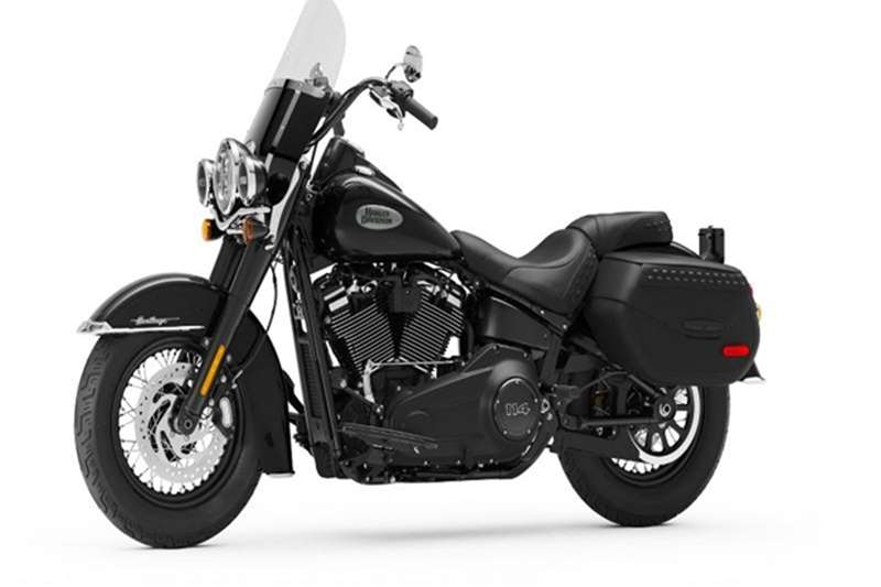 2021 Harley Davidson Heritage Classic 114