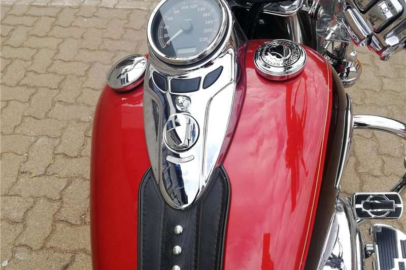 2013 Harley Davidson Heritage Classic
