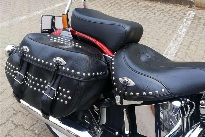 Used 2013 Harley Davidson Heritage Classic