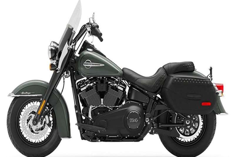 Used 2020 Harley Davidson Heritage Classic