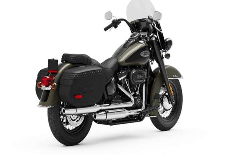 2021 Harley Davidson Heritage Classic
