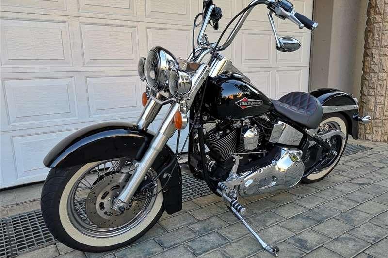 Used 1996 Harley Davidson Heritage Softail