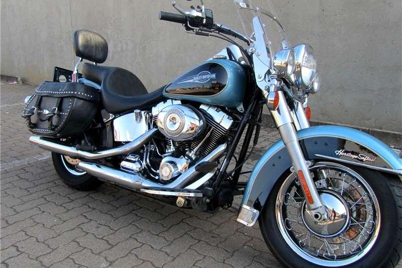 Harley Davidson Heritage Softail 2007