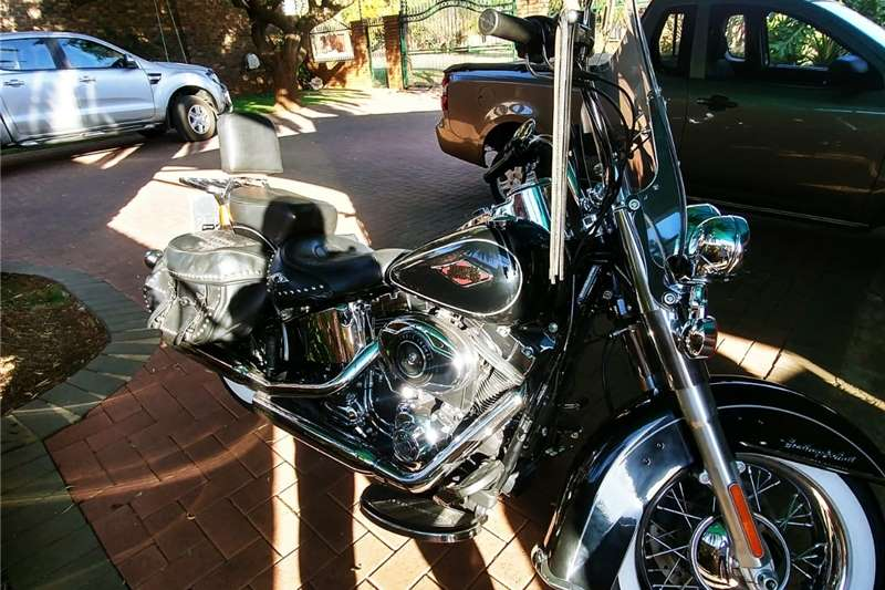 Harley Davidson Heritage Softail 2012