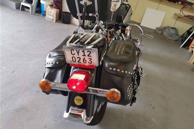 Used 2013 Harley Davidson Heritage Softail