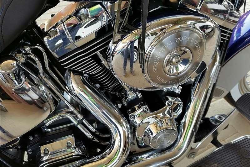 Used 2006 Harley Davidson Heritage Softail