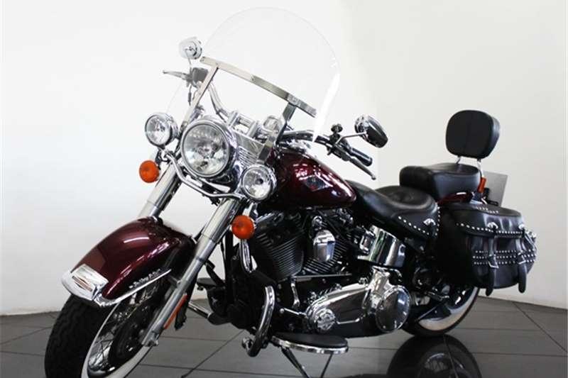 Used 2014 Harley Davidson Heritage Softail