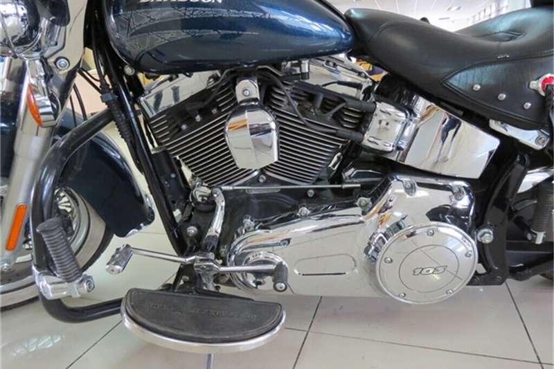 Harley Davidson Heritage Softail CLASSIC 2016