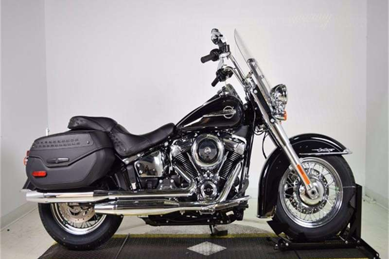 Used 2020 Harley Davidson Heritage Softail