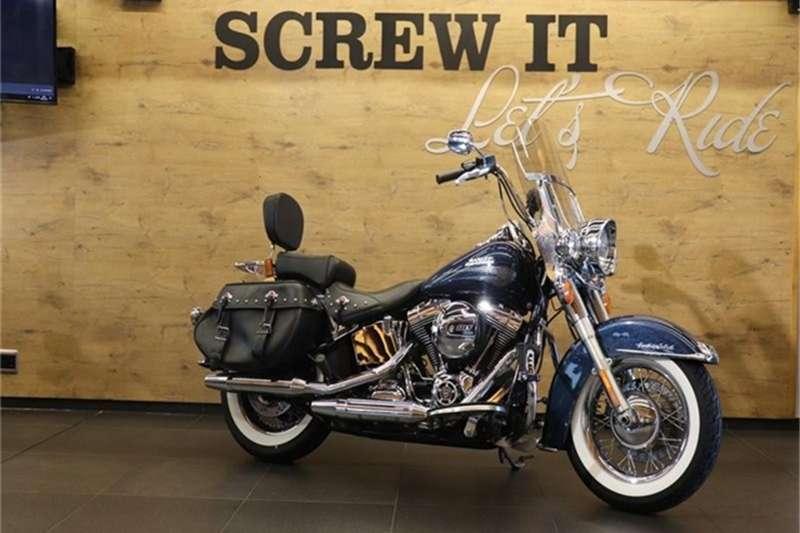 2016 Harley Davidson Heritage Softail