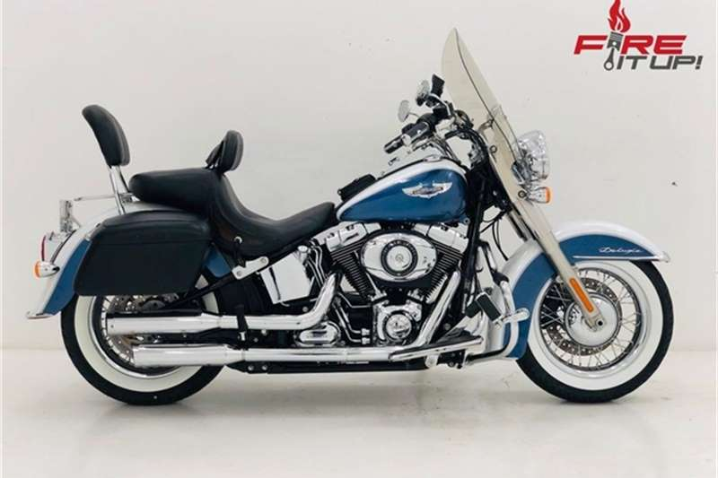 Used 2015 Harley Davidson Heritage Softail