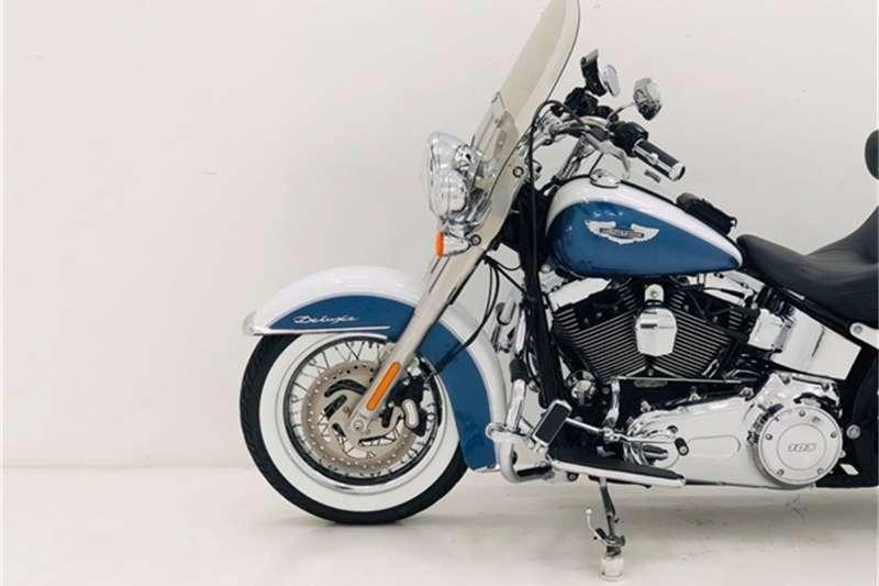 2015 Harley Davidson Heritage Softail