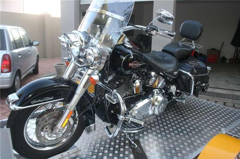 Used 0 Harley Davidson Heritage Softail