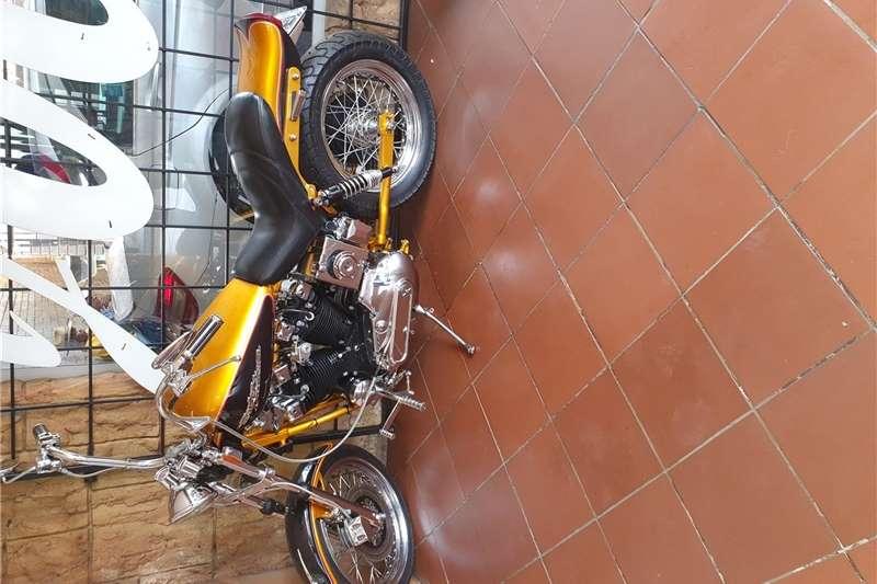 1977 Harley Davidson Ironhead Sportster