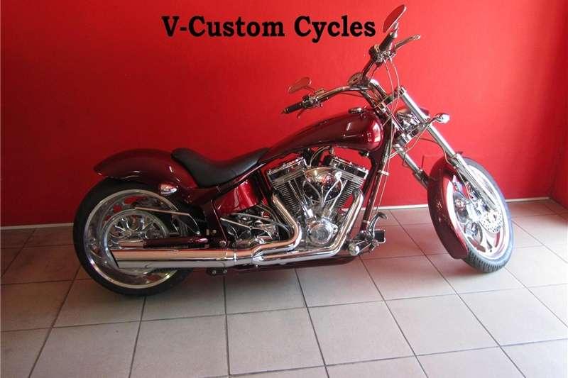 Harley Davidson Ironhead Sportster 2005
