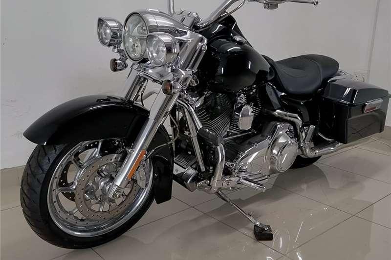 Used 2008 Harley Davidson Road King