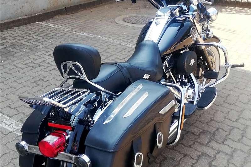 2010 Harley Davidson Road King
