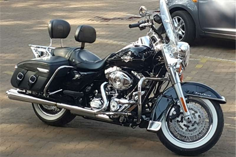 Harley Davidson Road King 2013