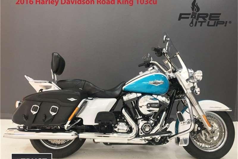 Harley Davidson Road King 2016